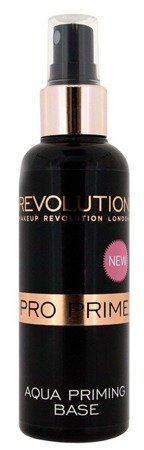 Makeup Revolution Aqua Priming Base - Baza do makijażu w sprayu 100ml
