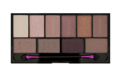 Makeup Revolution I Heart Makeup Obsession Palette - Paleta 10 cieni do powiek Pure Cult, 17 g