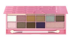 Makeup Revolution I heart  Makeup I Heart Chocolate Pink Fizz - Paleta cieni