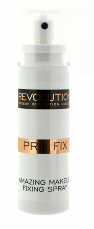 Makeup Revolution Makeup Fixing Spray - Utrwalacz makijażu w sprayu 100 ml