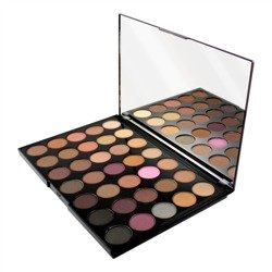 Makeup Revolution PRO HD Amplified 35 Palette Neutrals Cool Paleta 35 cieni do powiek