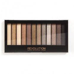 Makeup Revolution Redemption Palette Iconic 2 - Paleta cieni do powiek 12 odcieni