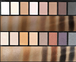Makeup Revolution Salvation Palette Iconic Pro 1 - Paleta 16 cieni do powiek
