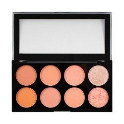 Makeup Revolution Ultra Blush Palette Hot Spice