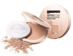Maybelline Affinitone Pressed powder Prasowany puder: 24 Golden