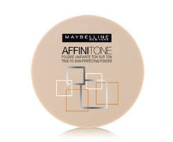 Maybelline Affinitone Pressed powder - Prasowany puder: 3 Light sand