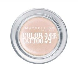 Maybelline Color Tatoo Metal 24HR - Cień do powiek w kremie 91 Creme de Rose 4 ml