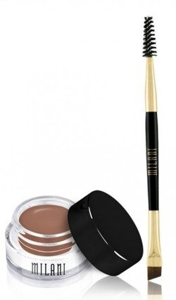 Milani Stay Put Brow Color - Pomada do brwi 01 Soft Brown