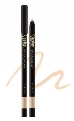 Missha Closing Cover Pencil Concealer SPF30  - Korektor w kredce do twarzy N.21