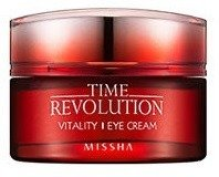Missha Time Revolution Vitality Eye Cream - Krem pod oczy 25ml