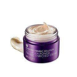 Mizon Collagen Power Firming Enriched Cream - Ujędrniający krem z kolagenem morskim 50ml