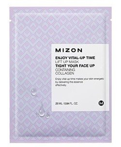 Mizon Enjoy Vital-Up Time Lift Up Mask - Maseczka liftingująca 23ml