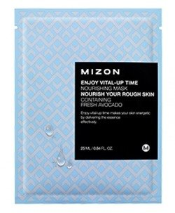 Mizon Enjoy Vital-Up Time Nourishing Mask - Maseczka odżywcza 23ml