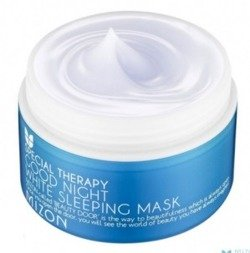Mizon Good Night White Sleeping Mask - Wybielająca maska na noc 80ml