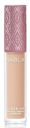 Nabla Close-Up Concealer Stay Full Smooth Korektor w płynie Light Peach 4ml