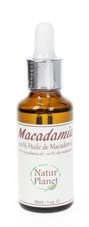 Natur Planet 100% Olejek Macadamia, 30 ml