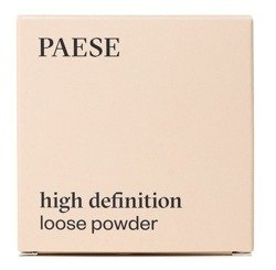 Paese High Definition - Puder Sypki 01 Light Beige 15 g