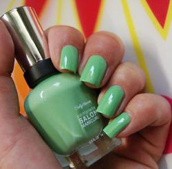 Sally Hansen Complete Salon Manicure  Lakier do paznokci  Mojito 14,7 ml