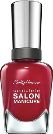 Sally Hansen Complete Salon Manicure Lakier do paznokci Red handed