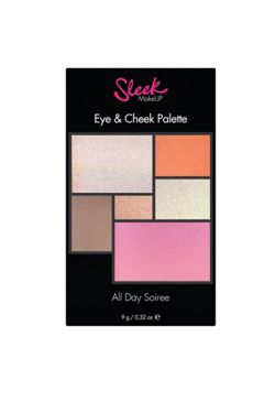 Sleek - Eye&Cheek Palette 030 All Day Soiree