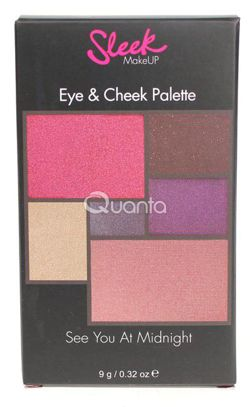 Sleek - Eye&Cheek Palette See You At Midnight 028