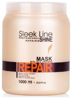 Stapiz Sleek Line Repair - Regenerująca maska do włosów, 1000ml