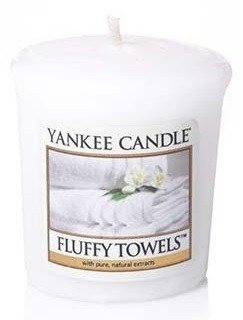 Yankee Candle Sampler Świeca Fluffy towels