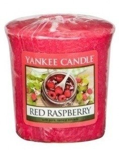 Yankee Candle Sampler Świeca Red raspberry