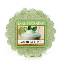 Yankee Candle Wosk Vanilla lime