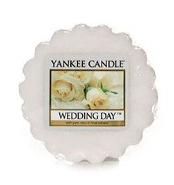 Yankee Candle Wosk Wedding day