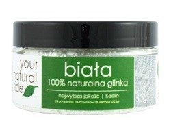 Your Natural Side Glinka Biała 100% naturalna 50g