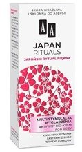 AA JAPAN RITUALS Multi Bio-krem pod oczy 15ml