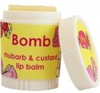 Bomb Cosmetics Balsam do ust Budyń z Rabarbarem 9ml