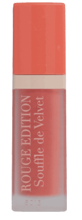 Bourjois Rouge Edition Souffle de Velvet - Matowa pomadka do ust 04