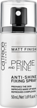 Catrice Matt Finish Prime And Fine Fixing Spray utrwalający do twarzy 50ml