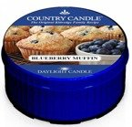 Country Candle Daylight Świeczka Blueberry Muffin