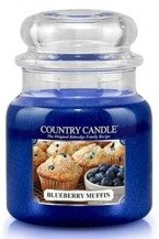 Country Candle Słoik średni Blueberry Muffin 453g