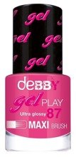 Debby Gel Play Lakier do paznokci 87 7,5ml