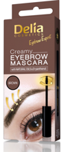 Delia Eyebrow Mascara Brown Tusz do brwi 4ml