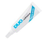 Duo Eyelash Adhesive White - Clear - Klej do rzęs biały, 7 g
