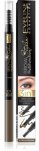 Eveline Brow Styler Multifunction 3w1 01 Medium Brown