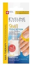 Eveline Nail Therapy 9w1 Total Action Odżywka do paznokci stóp 12ml