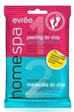 Evree Home Spa Lawendowa kuracja do stóp regenerująca 2x7ml