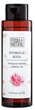 FRESH&NATURAL Hydrolat  RÓŻA 200ml