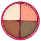 Flormar Eye Shadow Quartet P041 Autumn Leaves Zestaw 4 cieni do powiek