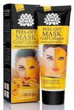 GOLD COLLAGEN PEEL-OFF Złota maska kolagenowa do twarzy 120g