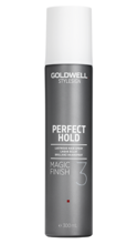 Goldwell Magic Finish Brilliance Hairspray - Lakier nabłyszczający do włosów: 3, 500 ml