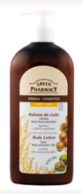 Green Pharmacy Balsam Do Ciała Owies Olej Macadamia 500ml
