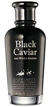 Holika Black Caviar Anti Wrinkle Emulsion Emulsja liftingująca 120ml