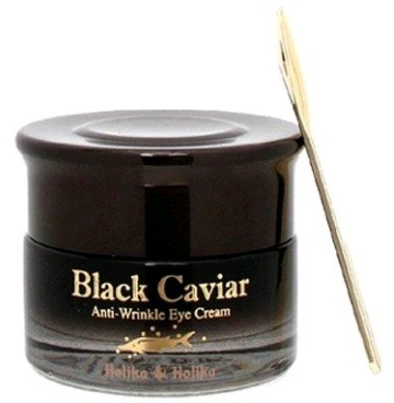 Holika Holika Black Caviar Anti Wrinkle Eye Cream Krem pod oczy  30ml